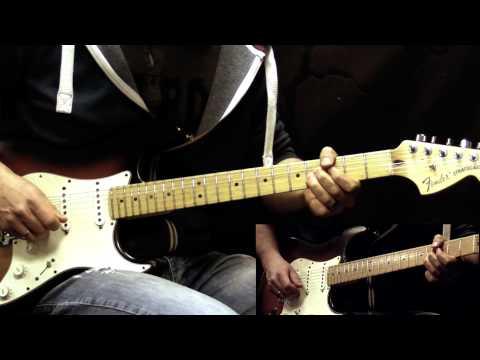 Jimi Hendrix - Freedom (w/Solos) - Rock Guitar Cover