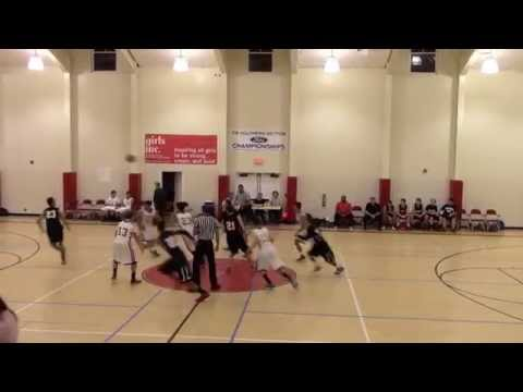 Grace Brethren vs Garden Street Academy, 12/20/2014 (w slow)