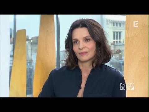 Interview et portrait de Juliette Binoche