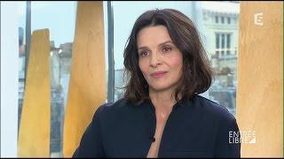 Interview et portrait de Juliette Binoche