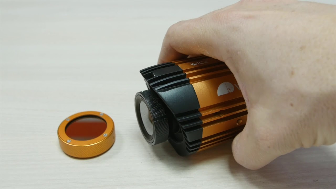 Stationary thermal camera - WIC (Workswell InfraRed Camera)