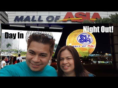 Filipino Malls Are Crazy!  Mall Of Asia, Philippines