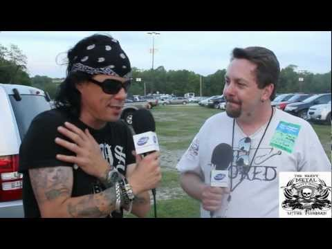 "Interview With Brian TheFishman Fish  & Joe Leste' Of  ""Bang Tango"" M3 Festival"