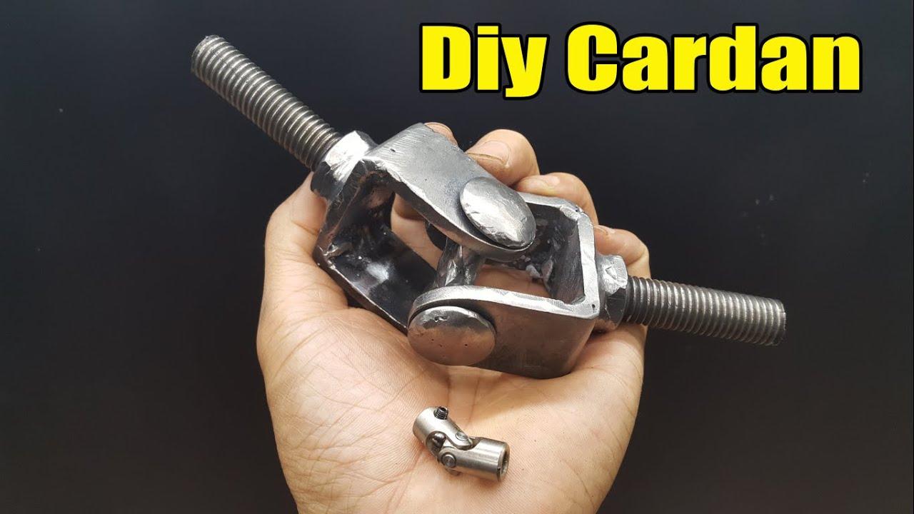 Diy Cardan - V2 (Project DIY Car)