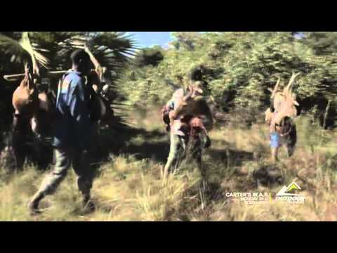 CARTER's W.A.R. - Gang Wars - Outdoor Channel