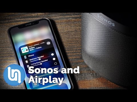 Sonos One Airplay Support Mp3