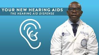New hearing aids: pt. 1 aid dispense - slucare audiology