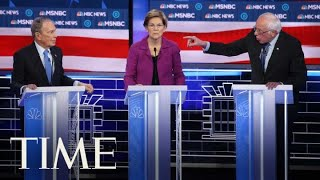 Democratic Debate: The Biggest Moments From Nevada | TIME