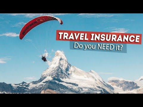 TRAVEL INSURANCE - Do You NEED It??