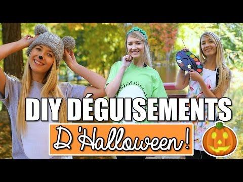 Halloween y Disfraces De rápido Bricolaje¡Fácil eBWCodxr