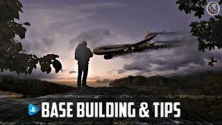 DAYZ PS4 PRO - BASE BUILDING