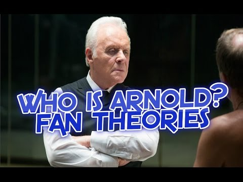 Top Westworld Theories - Who Is Arnold?!