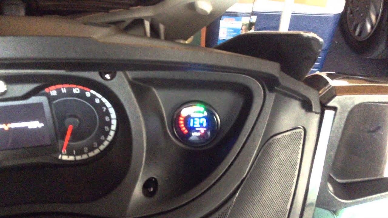 Latest Farkle - Digital volt gauge CHEAP!
