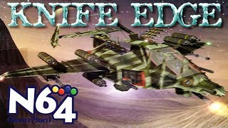 Knife Edge : Nose Gunner - Nintendo 64 Review - HD
