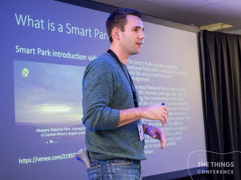 Tim Van Dam - Protecting wildlife with IoT