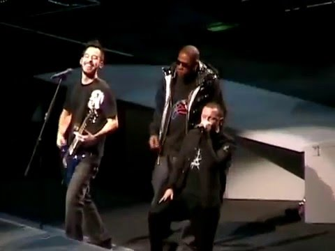 Linkin Park feat JayZ  Jigga WhatFaint Madison Square Garden 2008