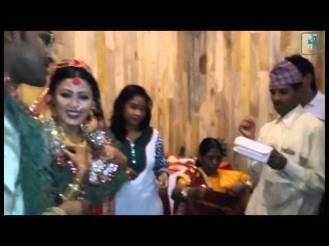 Actress Harshika Shrestha Wedding