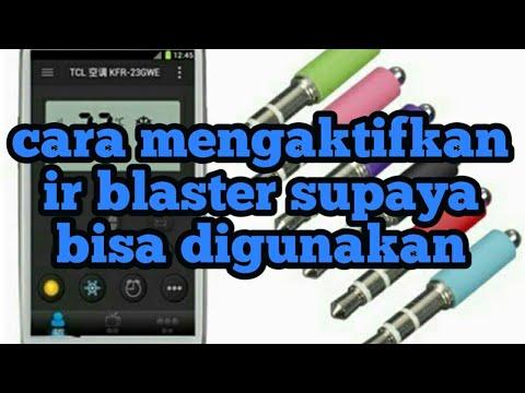 Cara Mengaktifkan Ir Blaster Remote Supaya Bisa Digunakan Di Hp