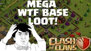 MEGA WTF BASE LOOT || CLASH OF CLANS || Let's Play CoC [Deutsch/German HD]