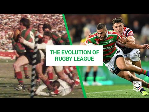 The Evolution Of Rugby League (Documentary)
