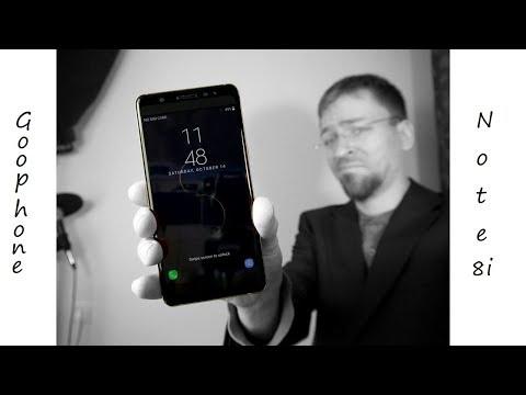 Samsung Galaxy Note 8 Klon - Goophone Note 8i - Kurzvorstellung