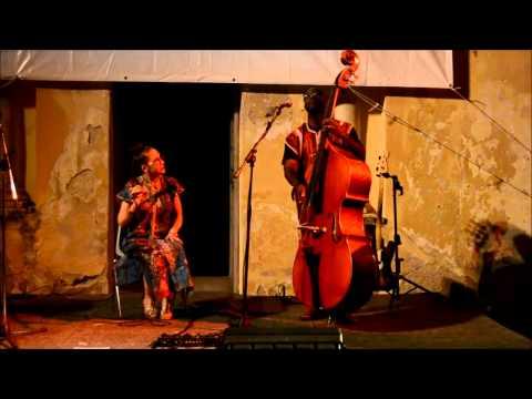 ANGELA VECCHIO & ERICK YANOU live at Moa for INVICTUS - IN VIAGGIO CON NELSON MANDELA