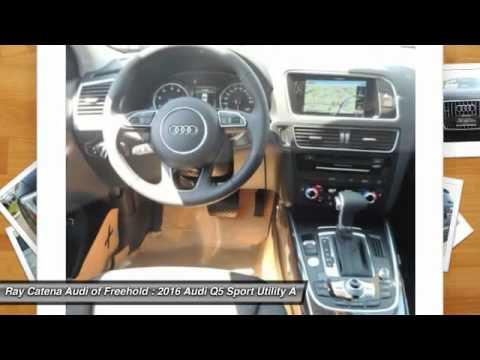 Audi Q FREEHOLD NJ YouTube - Ray catena audi