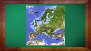 Geografie Clasa a 6-a Lectia: Europa limite