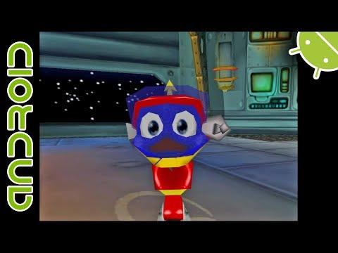 Rocket: Robot on Wheels   NVIDIA SHIELD Android TV   Mupen64Plus FZ Emulator [1080p]   Nintendo 64