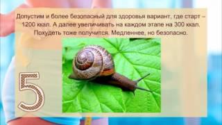 ДИЕТА Американские Горки  До МИНУС 12 кг