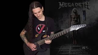 Megadeth - Symphony of Destruction (solo cover)