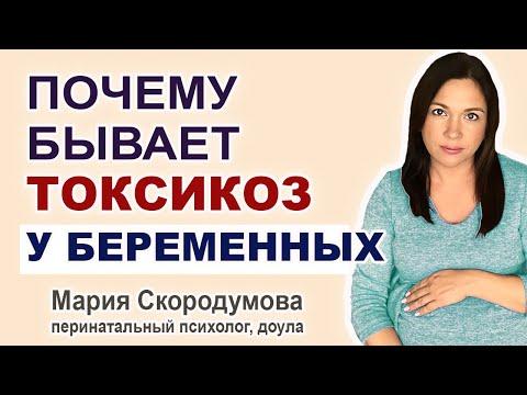 Какие причины токсикоза у беременных? Как работает токсикоз?