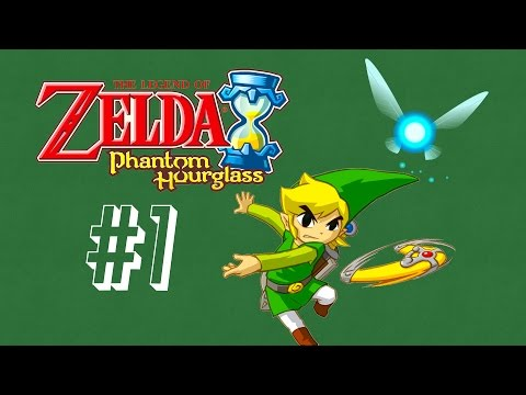 "The Legend of Zelda - Phantom Hourglass #1 Español ""LA LEYENDA DE LINK"""