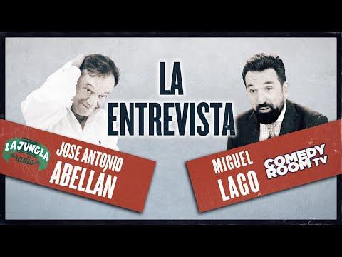 Charla entre MIGUEL LAGO Y JOSE ANTONIO ABELLÁN en Buenos días lo primero