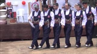 Sivas Hafik Düzyayla Köyü Halk Oyunları Ekibi ( Kargın - Garhın Halayı) Video