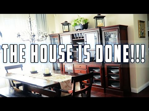 I FINISHED THE HOUSE! FT.  HOUSE TOUR, UNICORN COLLECTION, THROW PILLOW COLLECTION, & DECOR FUN!