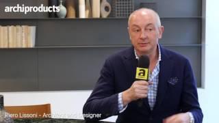 Fuorisalone 2017 | PORRO - Piero Lissoni ci racconta Materic, il nuovo tavolo (it)