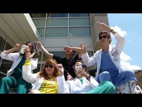 "EVMS Med Students ""High Passin'"" Music Video"