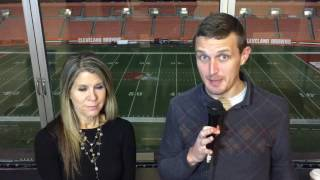 Mary Kay Cabot and Dan Labbe talk a out how to fix the Browns