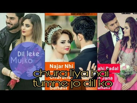 chura-liya-hai-tumne-jo-dil-ko-:-new-full-screen-what'sapp-status-|-love-whatsapp-status-|-missjanvi