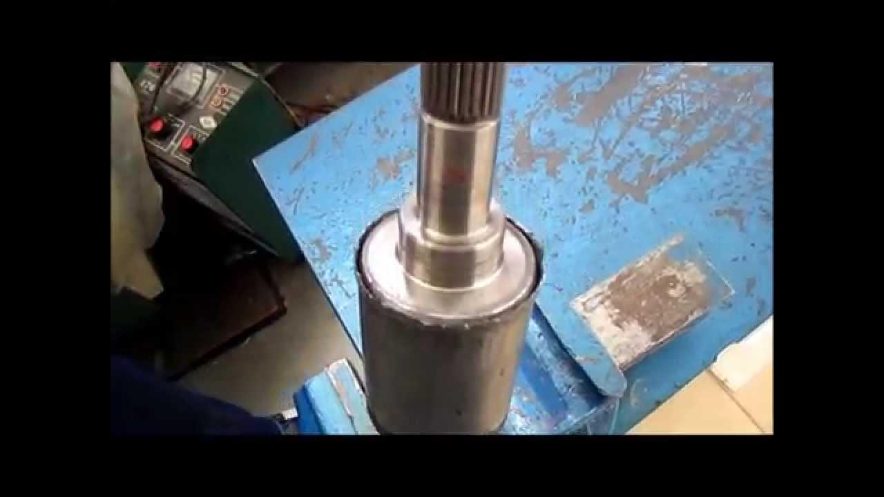 Sustituci 243 N Fuelle De Palier Lado Caja De Cambios Youtube