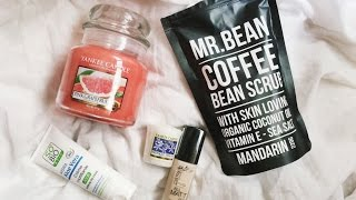 Haul ~ Mr Bean Body Care, Yankee Candle...