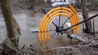 Dağlılar Grup / Su Çarkı Pompası