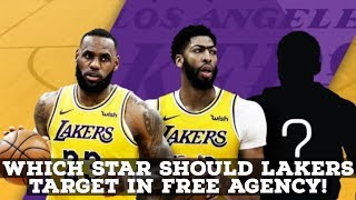 Lakers Now Have Max Cap Room! Who Should They Target In NBA Free Agency 2019?