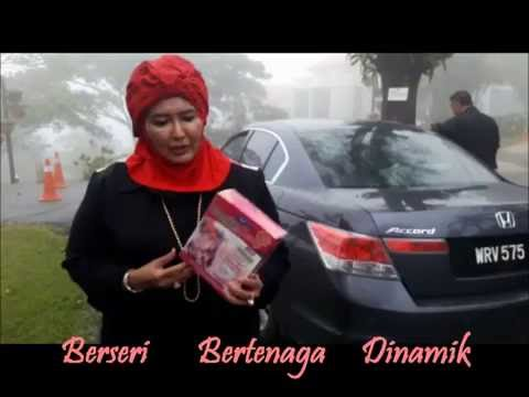 Testimoni i-Sihat Premium Berry By Iron Lady~Datuk Maznah Hamid