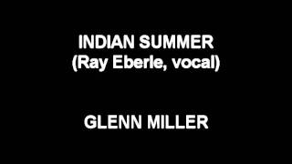 Indian Summer - Glenn Miller