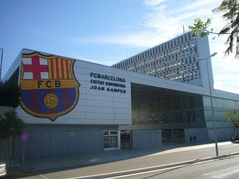 CIUDAD DEPORTIVA DEL FC BARCELONA (JOAN GAMPER)