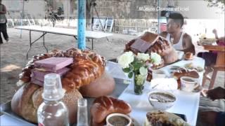 Tradicional Bautizo en Oaxaca
