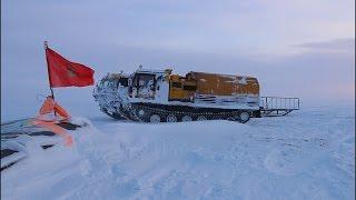 Экспедиция 'Дуглас С-47. Крылья'. Зимний проект