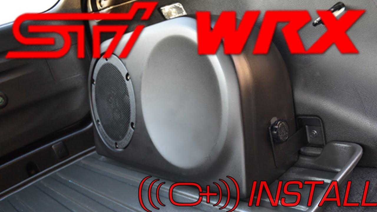 Wrx Sti Hatchback Sound Solution System 400